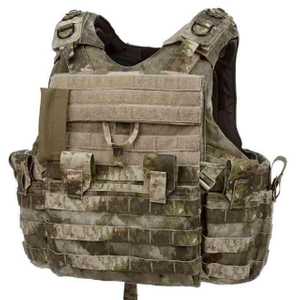 Lightweight Bulletproof Vest for Army with NIJ IIIA