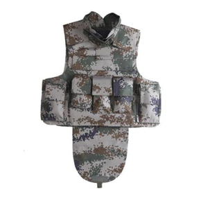 Military Jacket Camouflage Bulletproof Vest Aramid